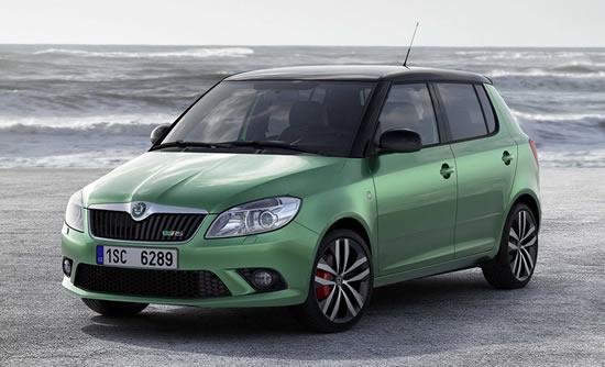 2011 Skoda Fabia Review Car News And Show