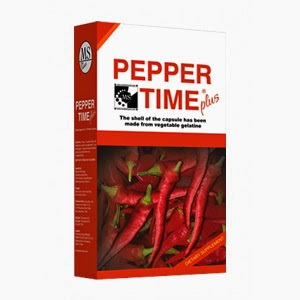 pepper time