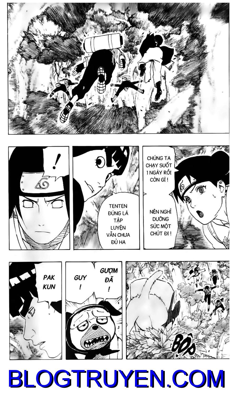 Naruto chap 255 Trang 7 - Mangak.info