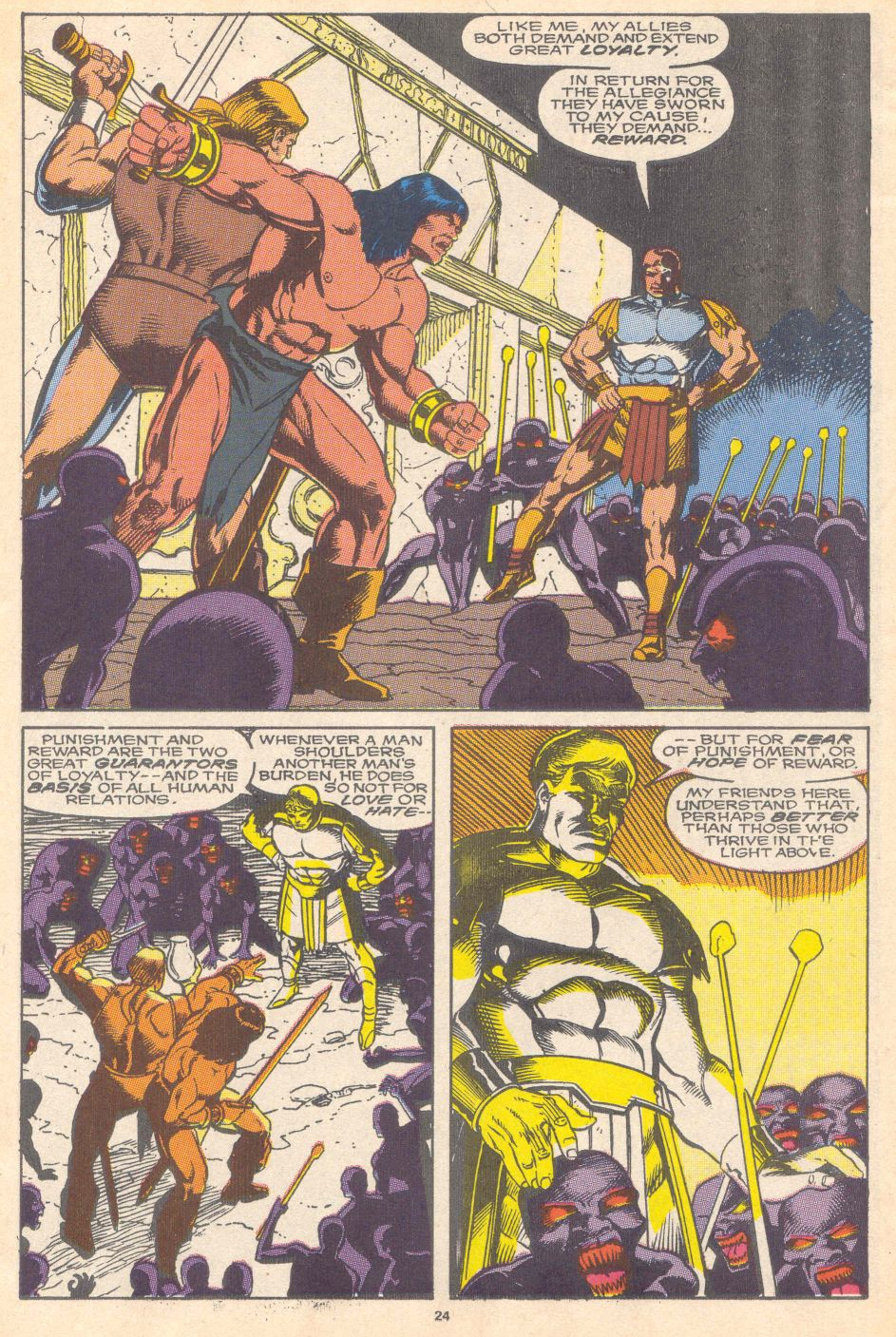 Conan the Barbarian (1970) Issue #228 #240 - English 19