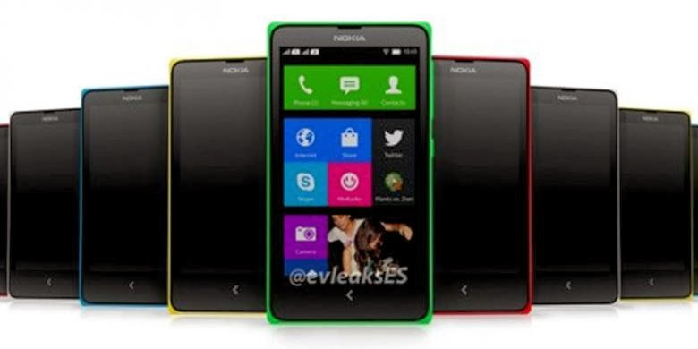 ROM Nokia X for Smartfren Andromax-C