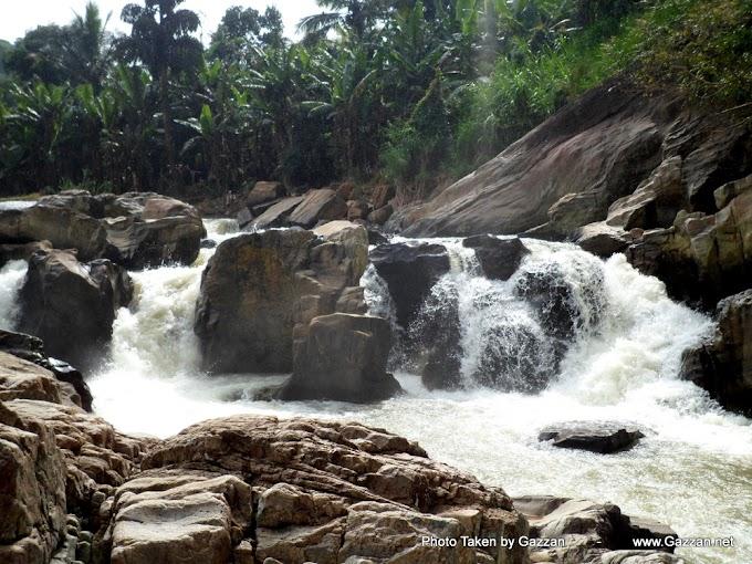 Badulu Oya Waterfall - Badulla District Photos