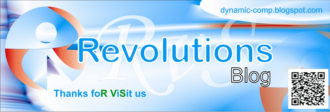 Revolutions Blog Return....