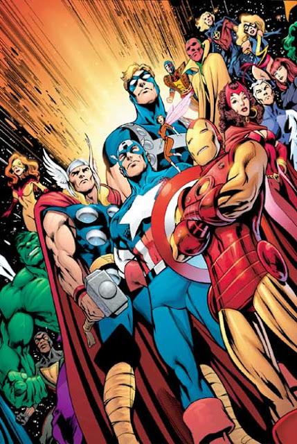 Dibujo de Los Vengadores por Alan Davis.jpg
