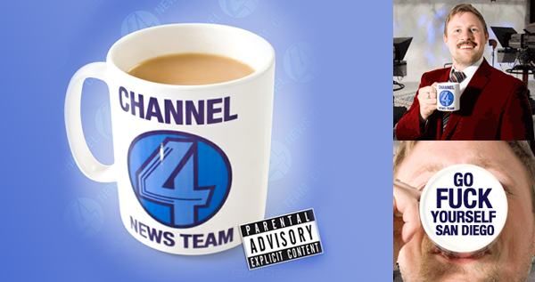 Channel 4 News Team Mug