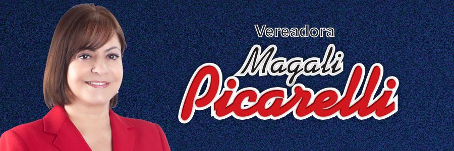 Vereadora Magali Picarelli
