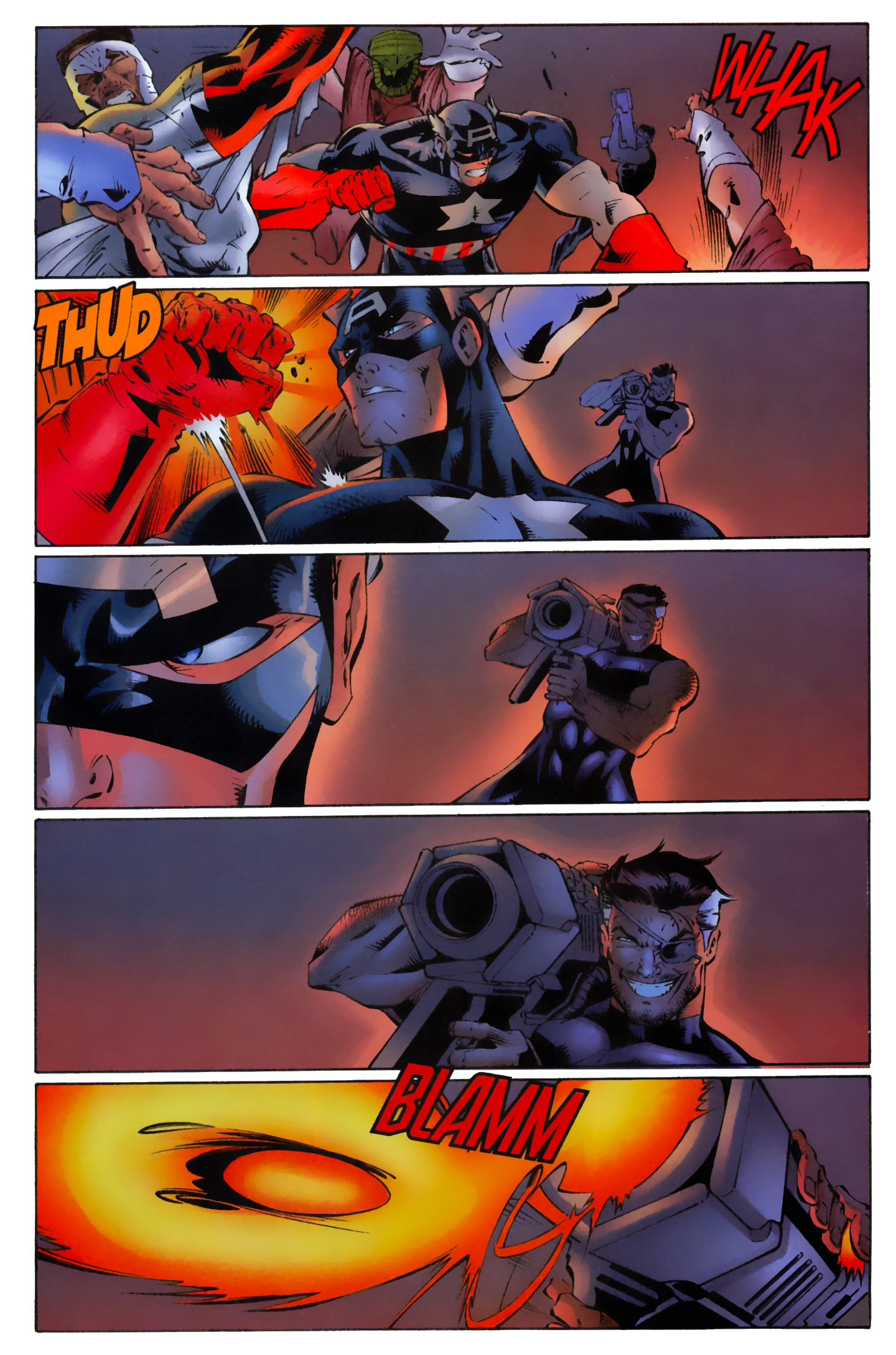 Captain America (1996) Issue #11 #11 - English 17