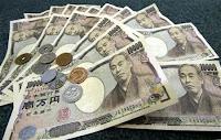 yen,currency jepun,duit,melancong,jepun,
