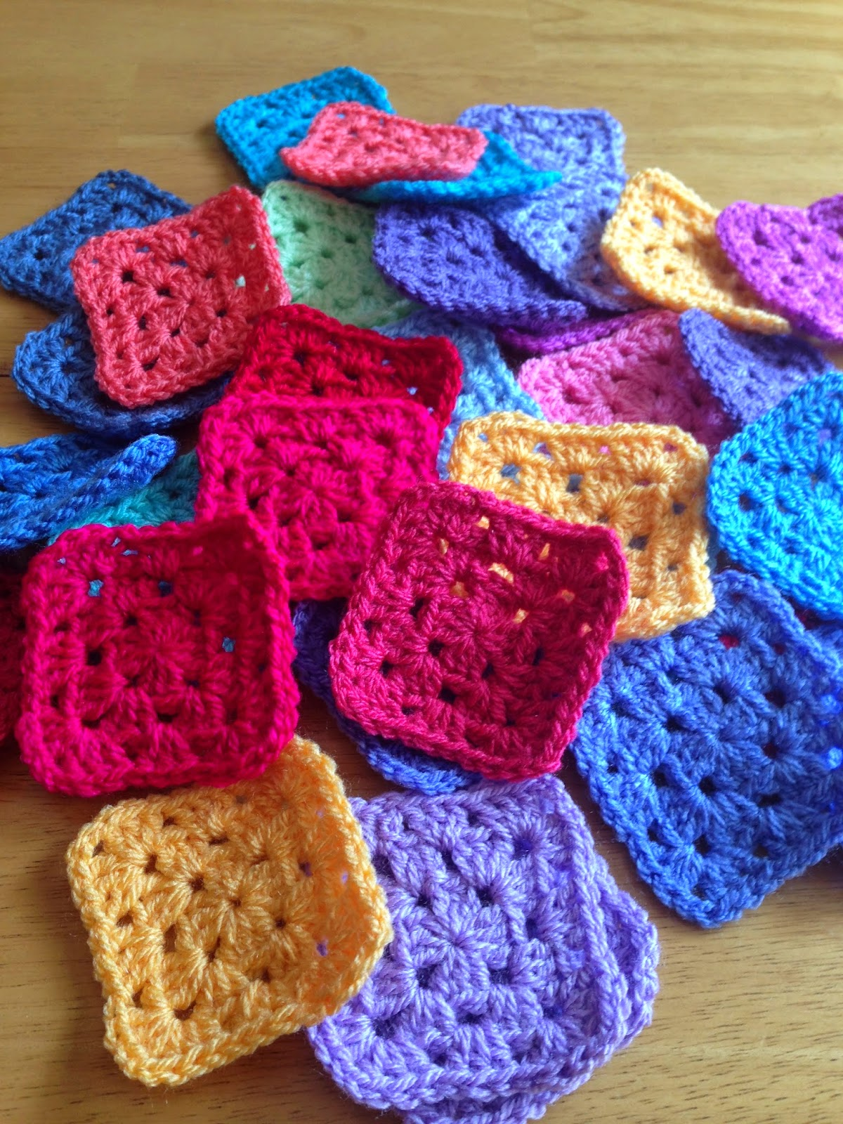 Free Crochet Patterns For Small Granny Squares ~ manet for .