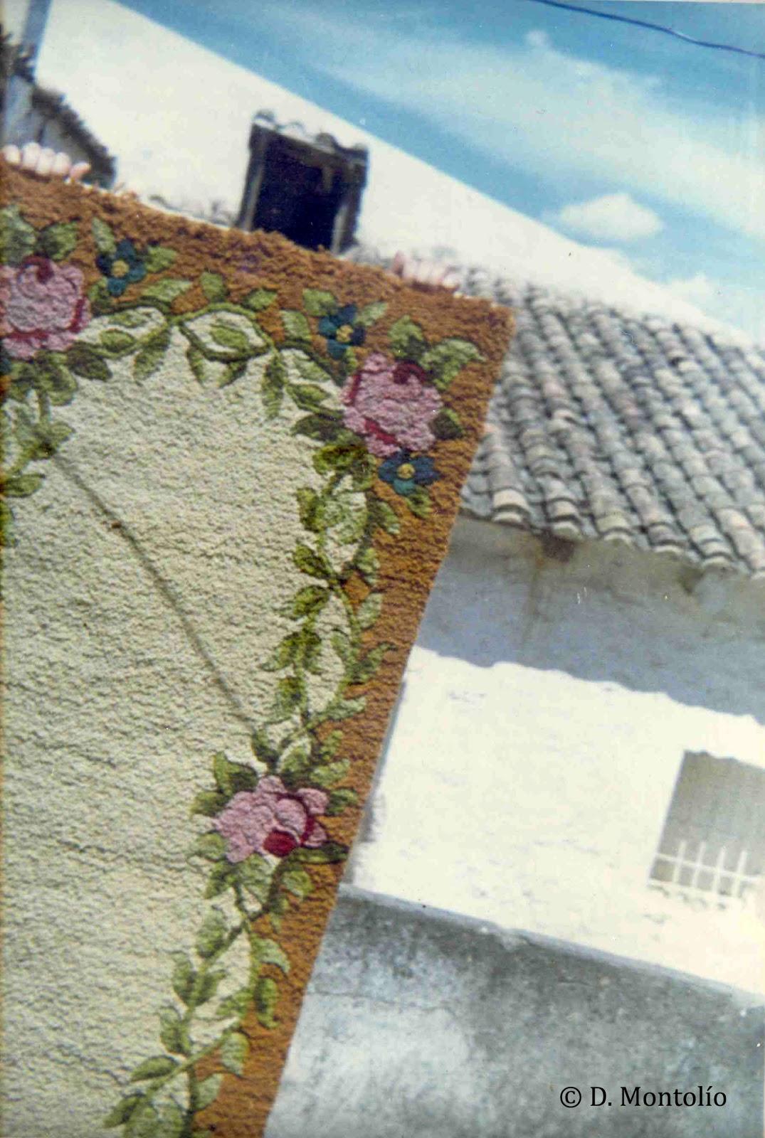 Maestro de rubielos una f brica de alfombras - Fabricantes de alfombras ...