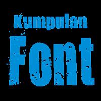 Kumpulan Font Distro Keren Dan Unik