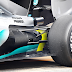 Bite Size Tech: Mercedes W06 sidepod cooling outlet amendments