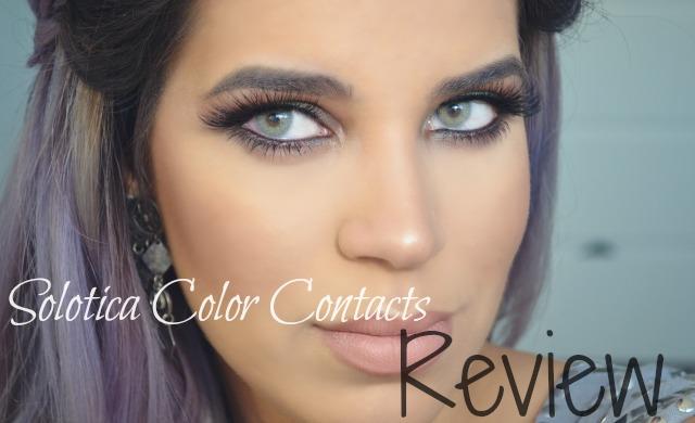 Natural Color Quartzo Contact Lenses