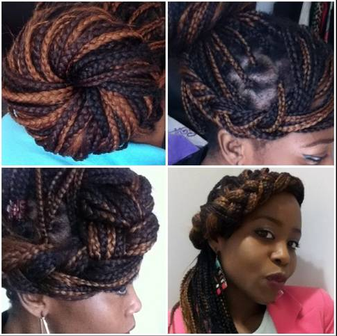 different natural hairstyles : Box Braids Hairstyles For Work Search Results Hairstyle Galleries