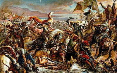 Shalahuddin, Sepak Terjang Macan Perang Salib