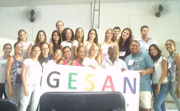 Seminário Segurança Alimentar e Nutricional - Comemorativo ao 3o aniversário do GESAN (Abril 2011)