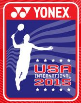 YONEX USA International 2015 live streaming and videos