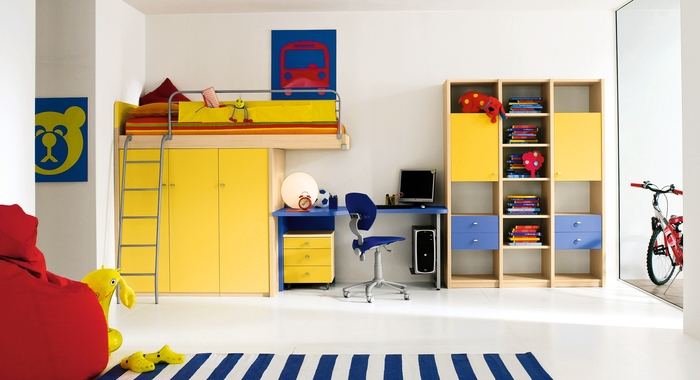 ... and cowboys and 25 Cool Boys Bedroom Ideas by ZG Group 4460 views