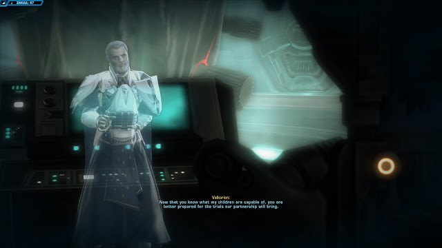 star wars the old republic, Knights of the Fallen Empire, Chapter V From The Grave valkorion