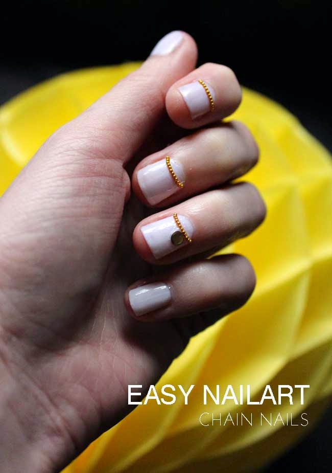 chain nails, beauty, nail art, todaymyway.com, manicure