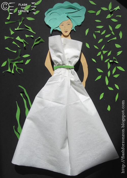 Summer Dresses In Handkerchief.