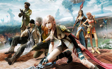 #4 Final Fantasy Wallpaper