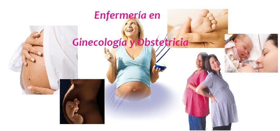 Enfermeria en Ginecologia y Obtetricia