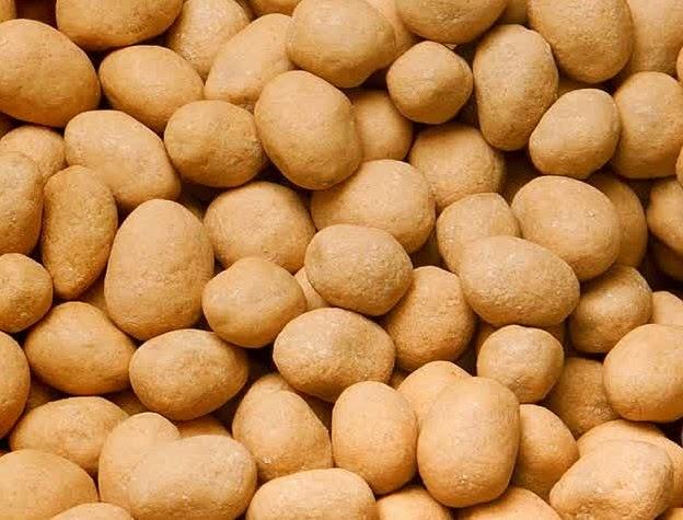 kacang telur renyah