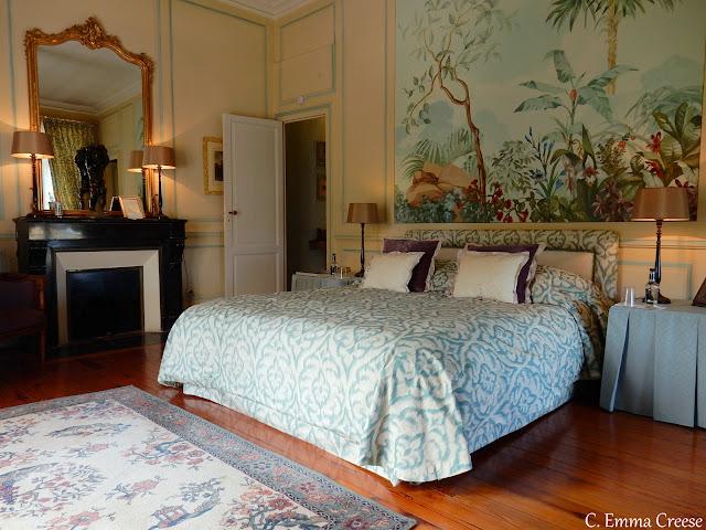 Chateau Pape Clement - a dream experience in Bordeaux