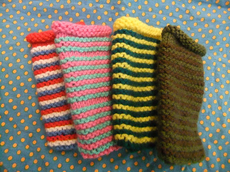 Apple Tree Crafts: Knitting Natterers Coffee Morning