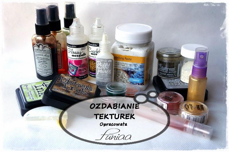 http://craftfunsklep.blogspot.com/2014/02/czym-ozdabiac-tekturki-kurs-wg-funii.html
