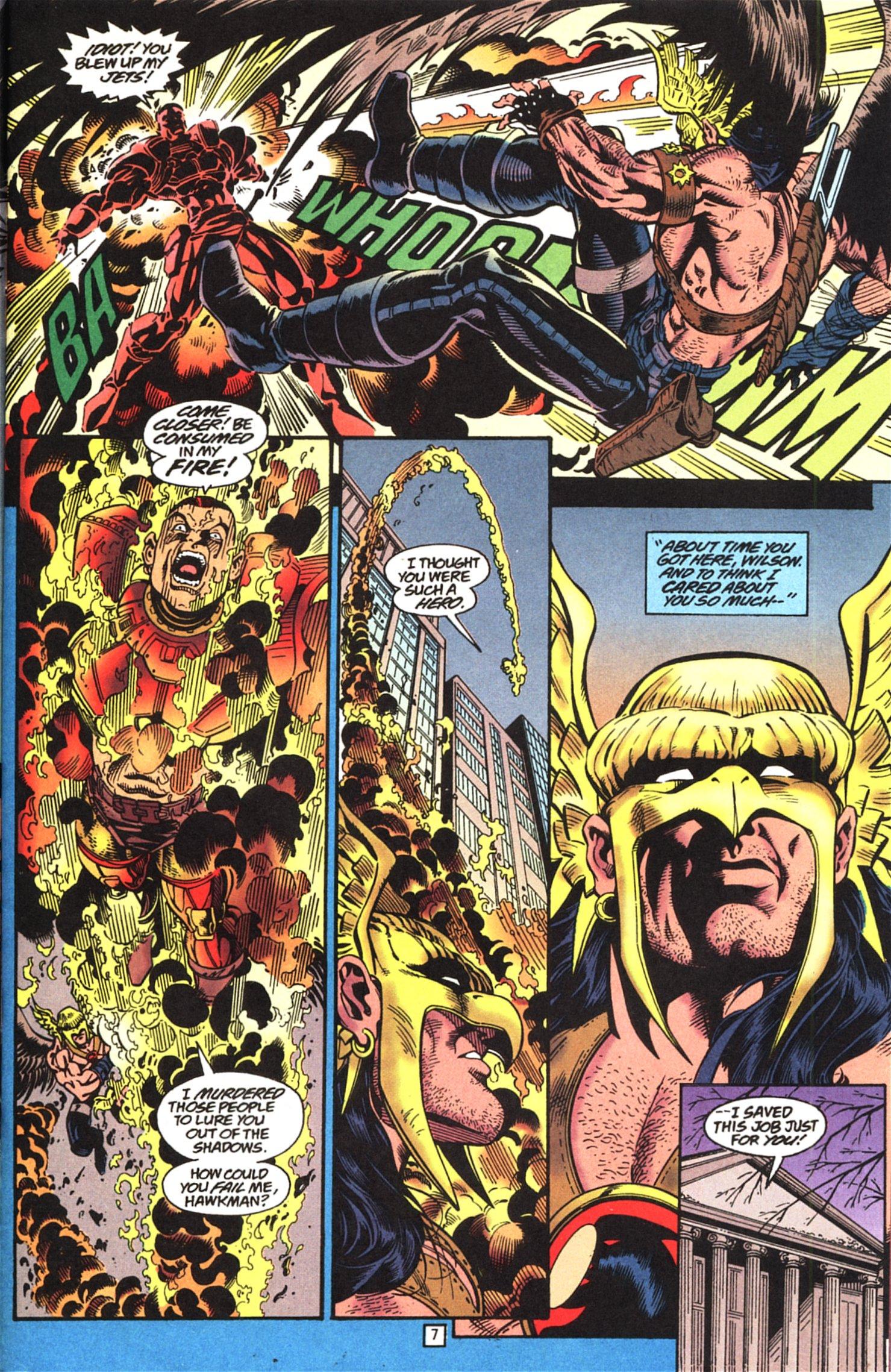 Deathstroke (1991) Issue #52 #57 - English 8