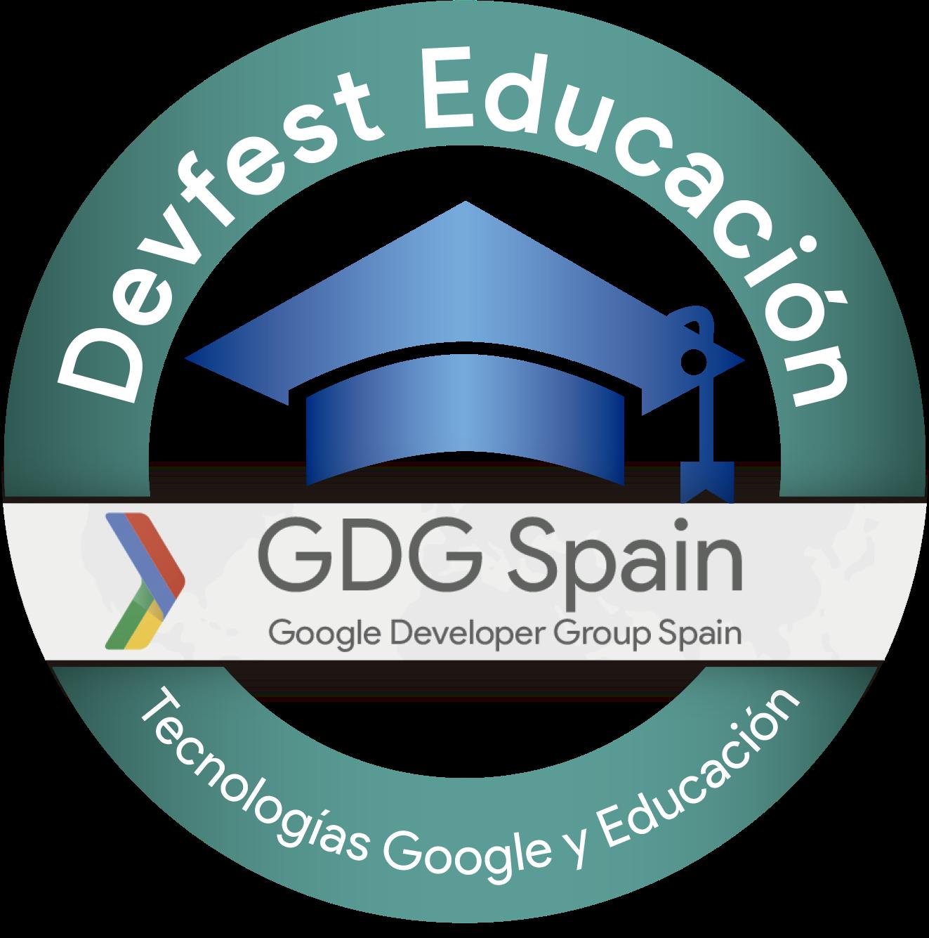 Pasó: Devfest Educación en Barcelona