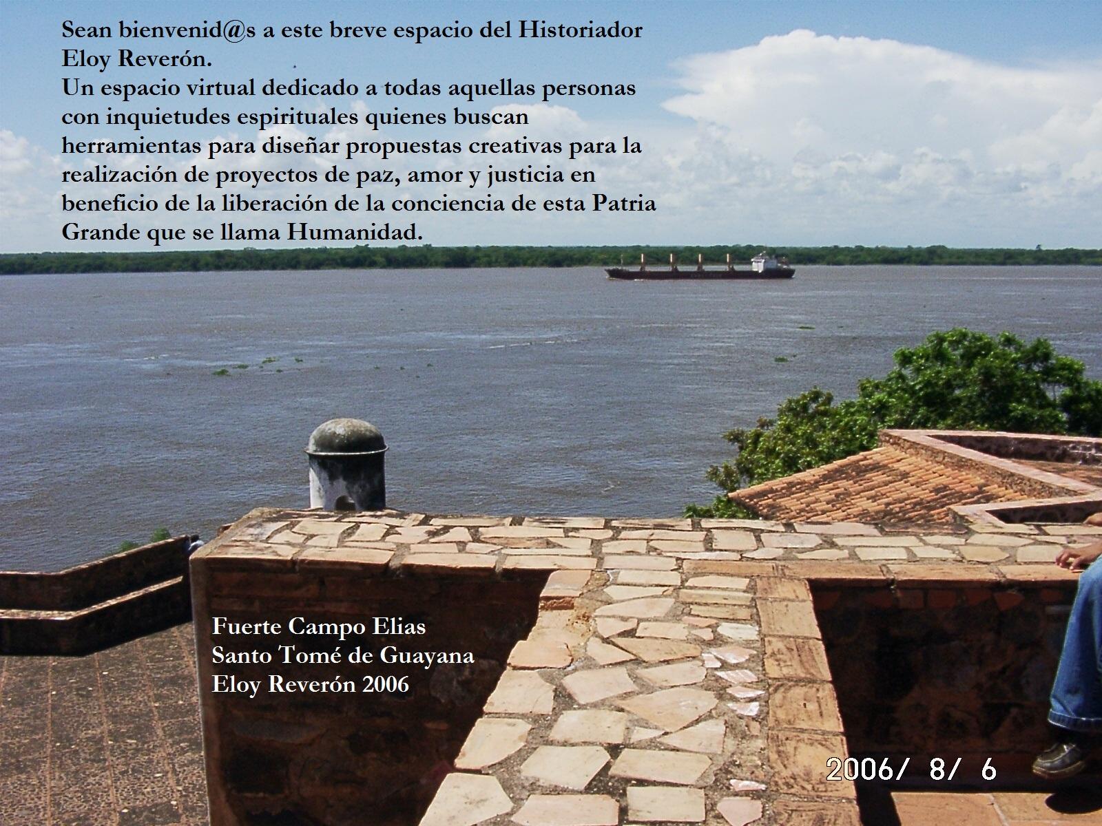 Eloy Reverón  HISTORIADOR