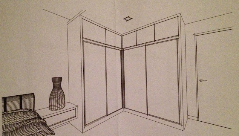 Boringgowhere Renovation Amp Wedding Part 3 2 3d Drawing
