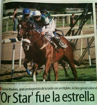 OR STAR 1º en su Debut en SS.