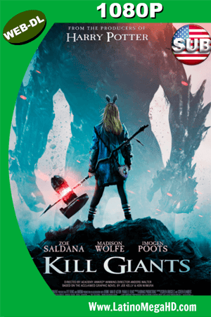 I kill Giants (2017) Subtitulado HD WEB-DL 1080p ()