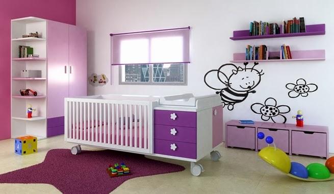 cuartos de nias color violeta u dabcrecom with decoracion de de nias