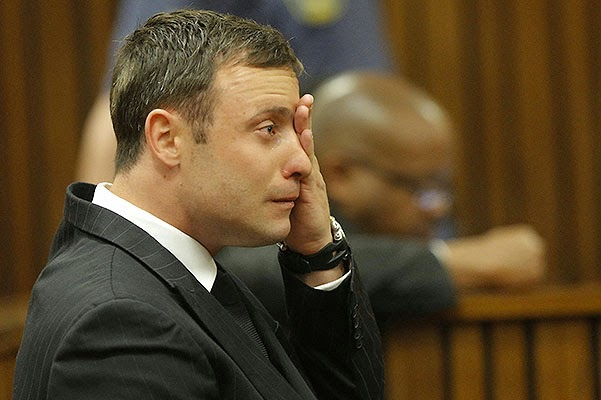 Oscar Pistorius is guilty of manslaughter