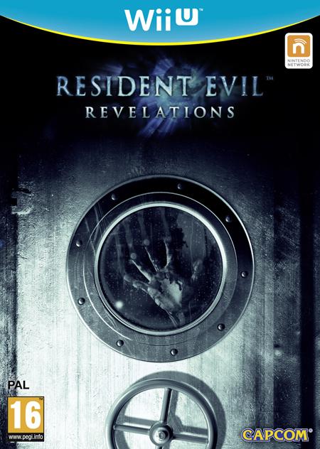 Resident Evil Revelations - Portada Wii U