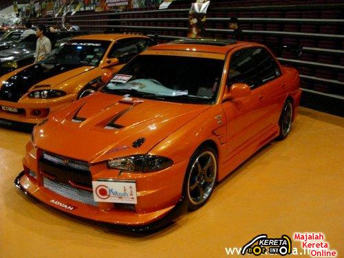 EXTREME MODIFIED CUSTOM BODY KIT PROTON WIRA ~ Sports amp; Modified Cars