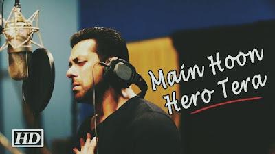 Main hoon hero tera guitar chords Arijit Singh Salman Khan