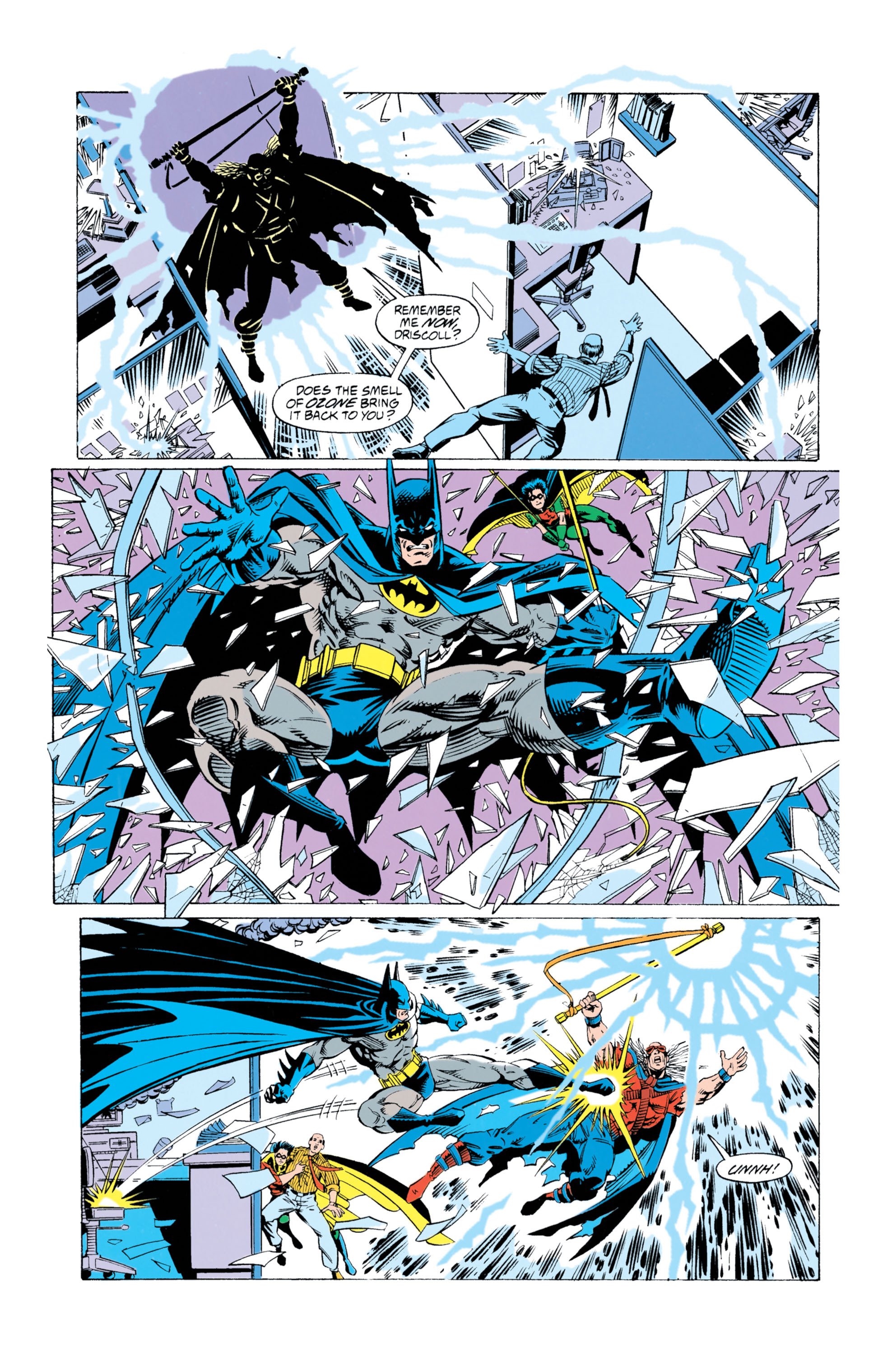 Detective Comics (1937) Issue #645 Page 20