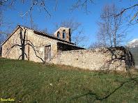 Façana oriental de Sant Lleí de Casabella. Autor: Ricard Badia
