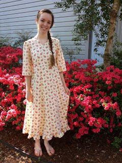 Christian Modest Dress