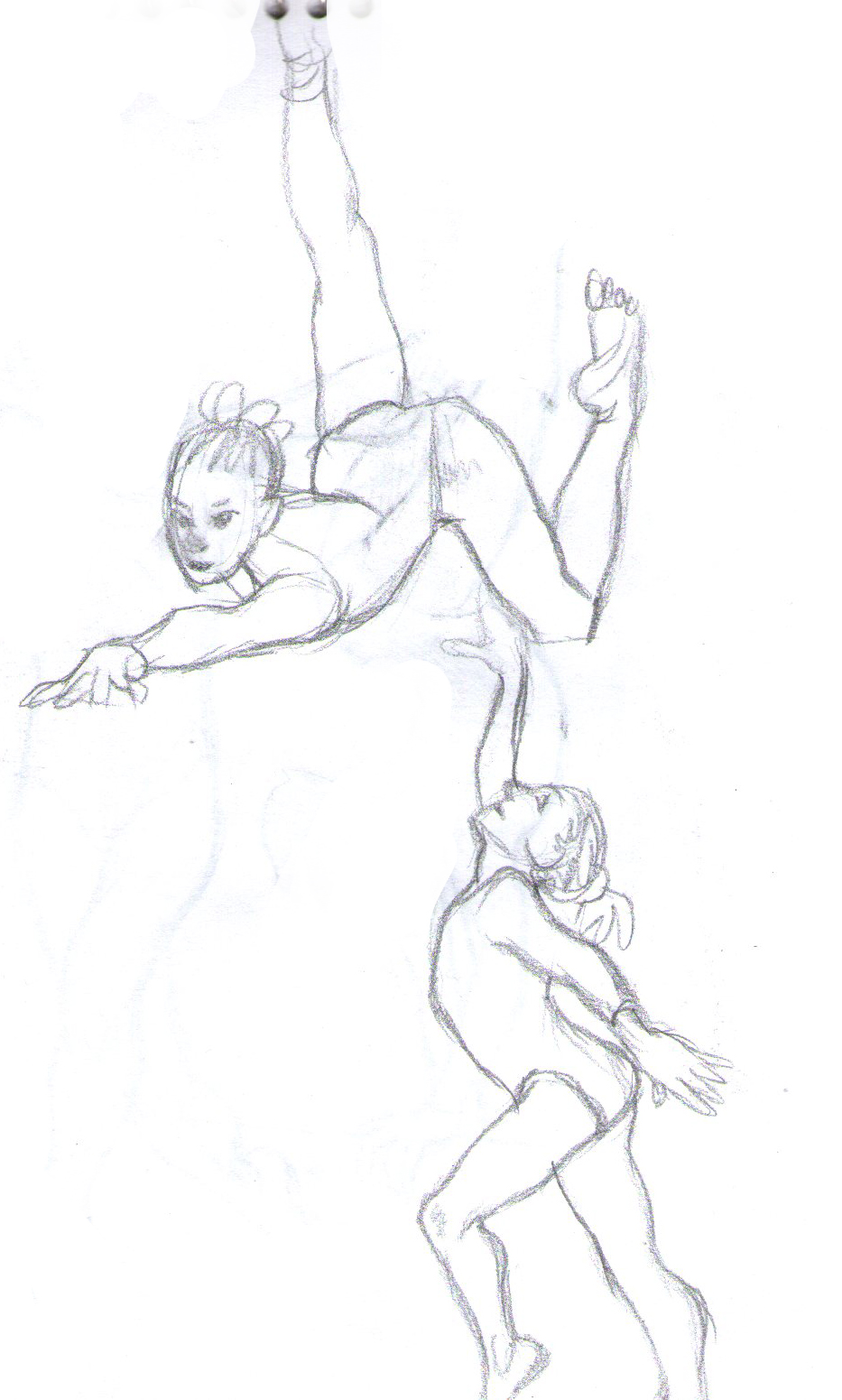 The Art Of Nat Gymnasts And A Wip Life Update