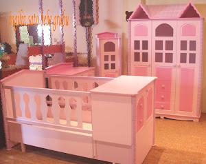 ingiliz kulesi bebek odası