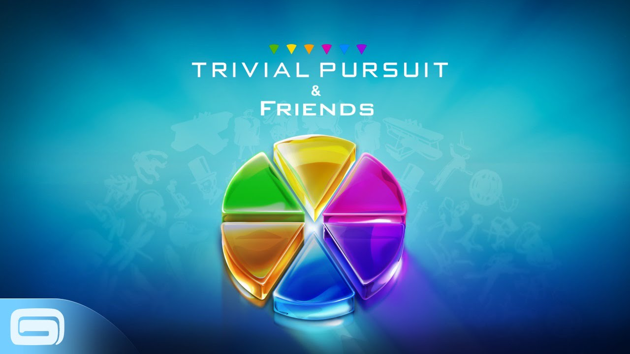 TRIVIAL PURSUIT & Friends Gameplay IOS / Android
