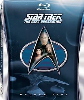 Star Trek The Next Generation - Season 5 [Blu-ray] on Amazon