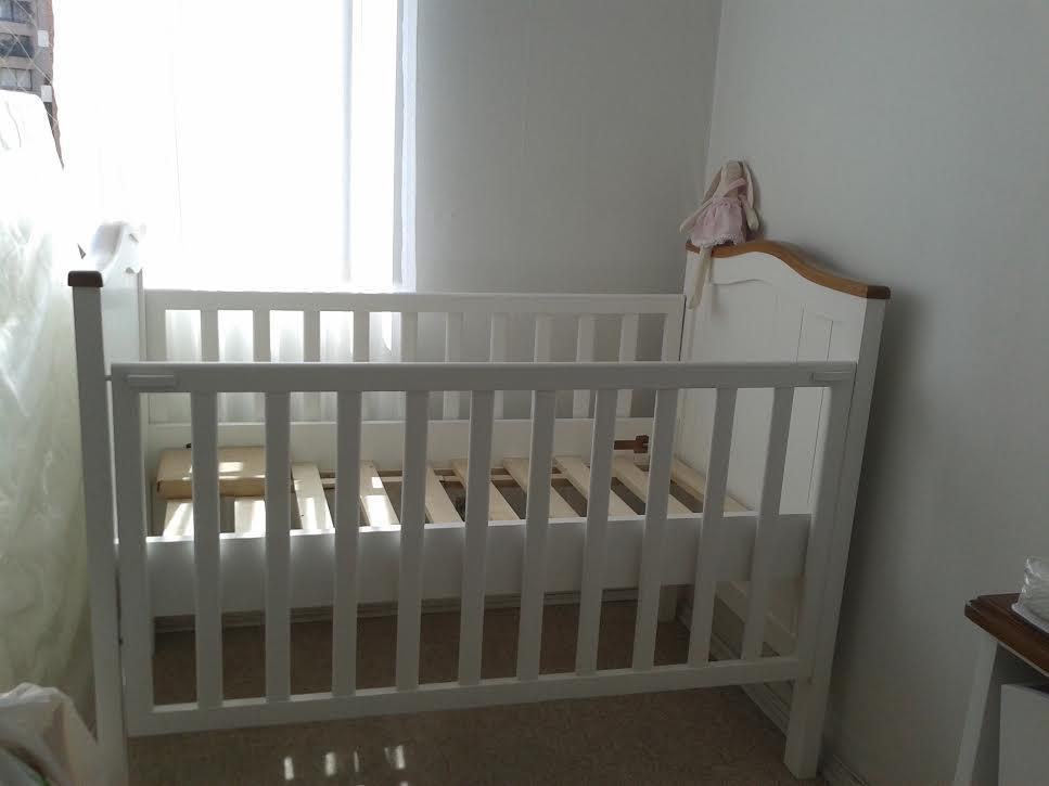 Muebles de bebe cuna para bebe pamela for Muebles mi cuna